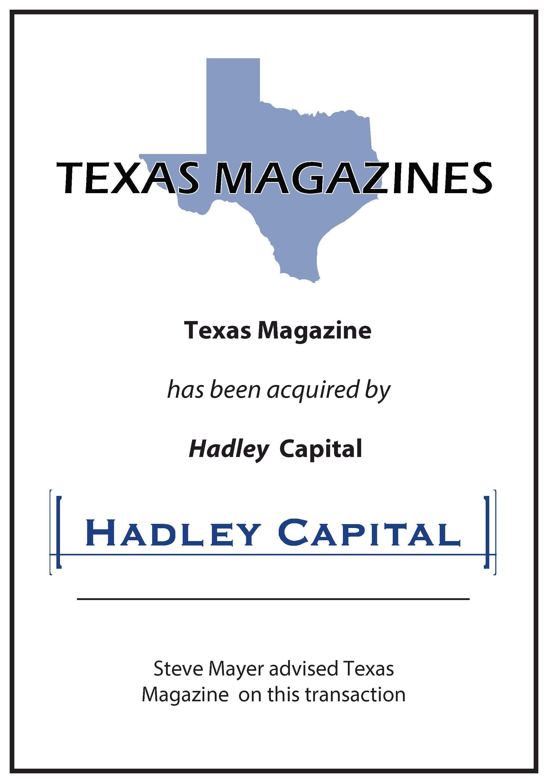Texas Magazine