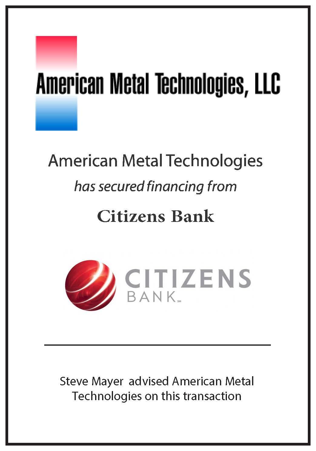 American Metal Technologies